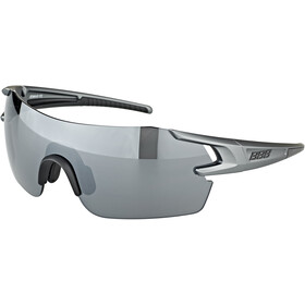 BBB FullView BSG-53 Sport Glasses matt metallisch